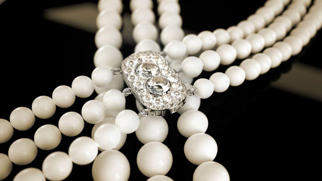 Jewellery 3D Necklace DIGIT3D 002 jpg