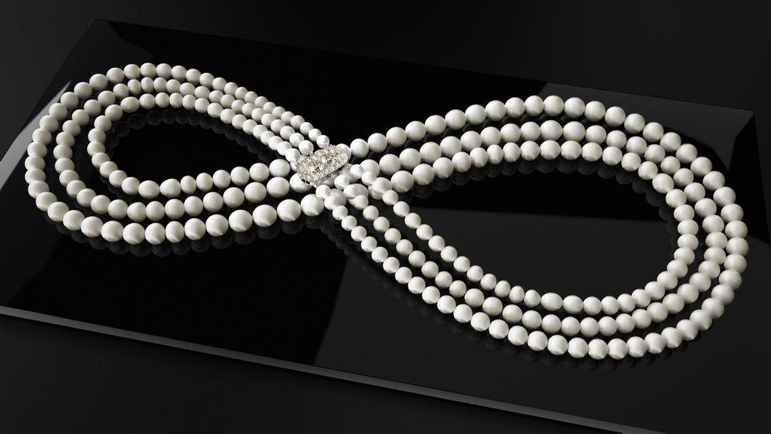Jewellery 3D Necklace DIGIT3D 003 jpg