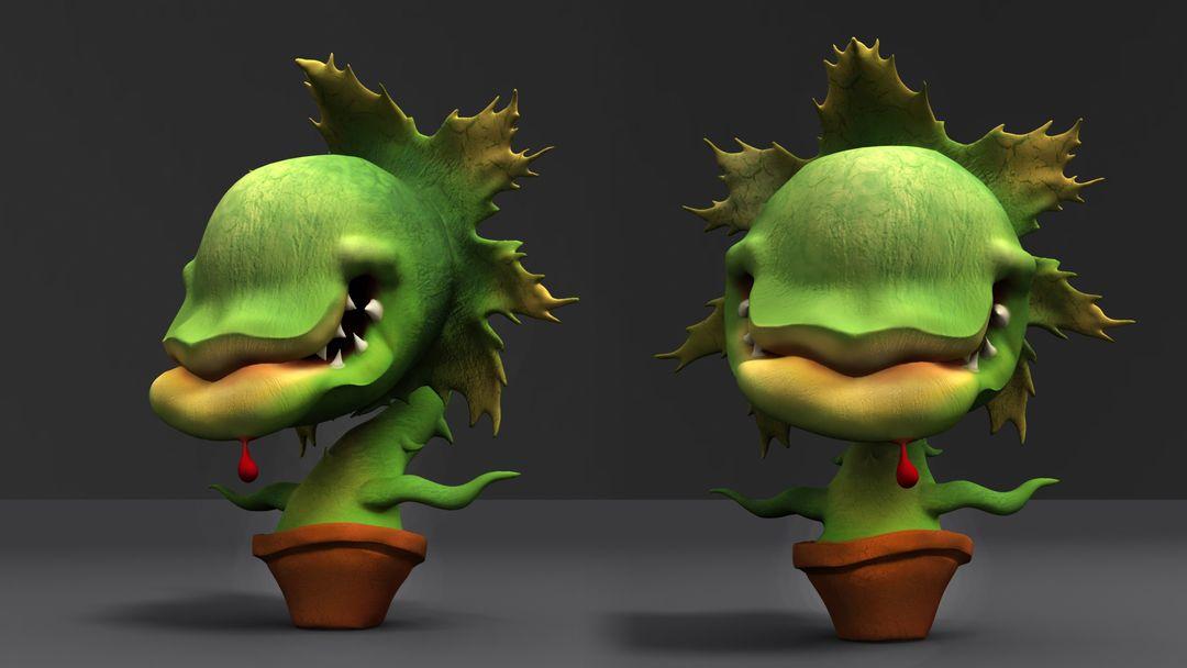 3D Cartoon Plant Plant DIGIT3D preview lowres jpg