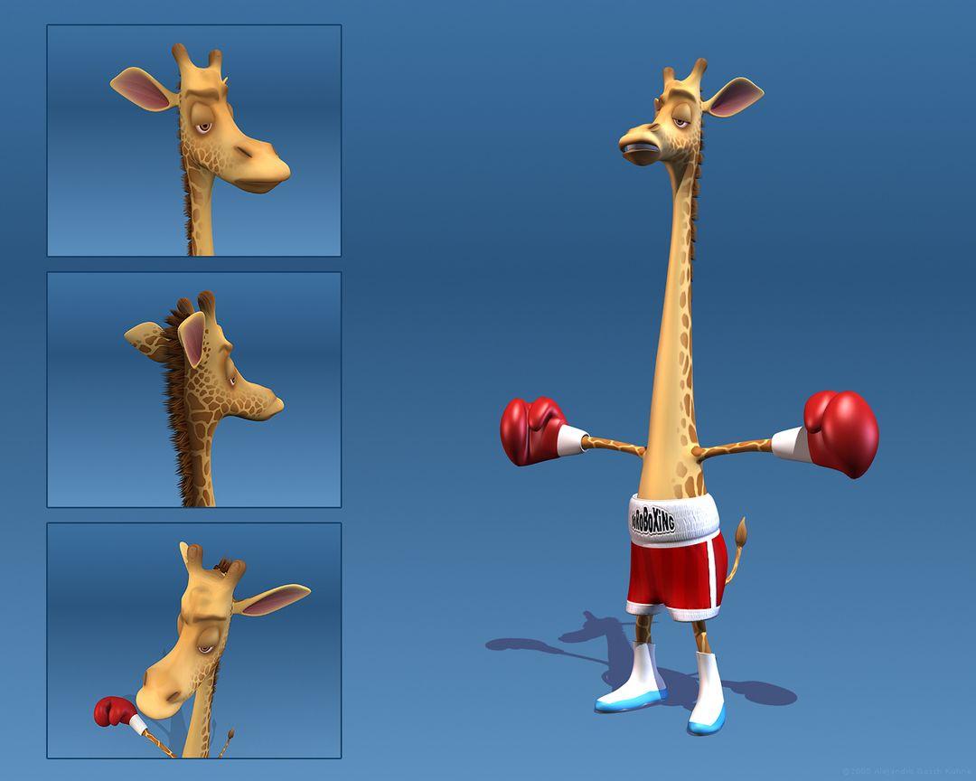 3D Character Geeraf 025 jpg