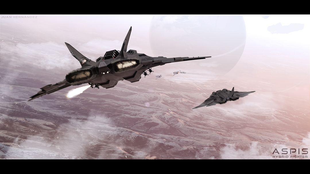 Aspis Single Seat Fighter Aspis Engage 1 jpg