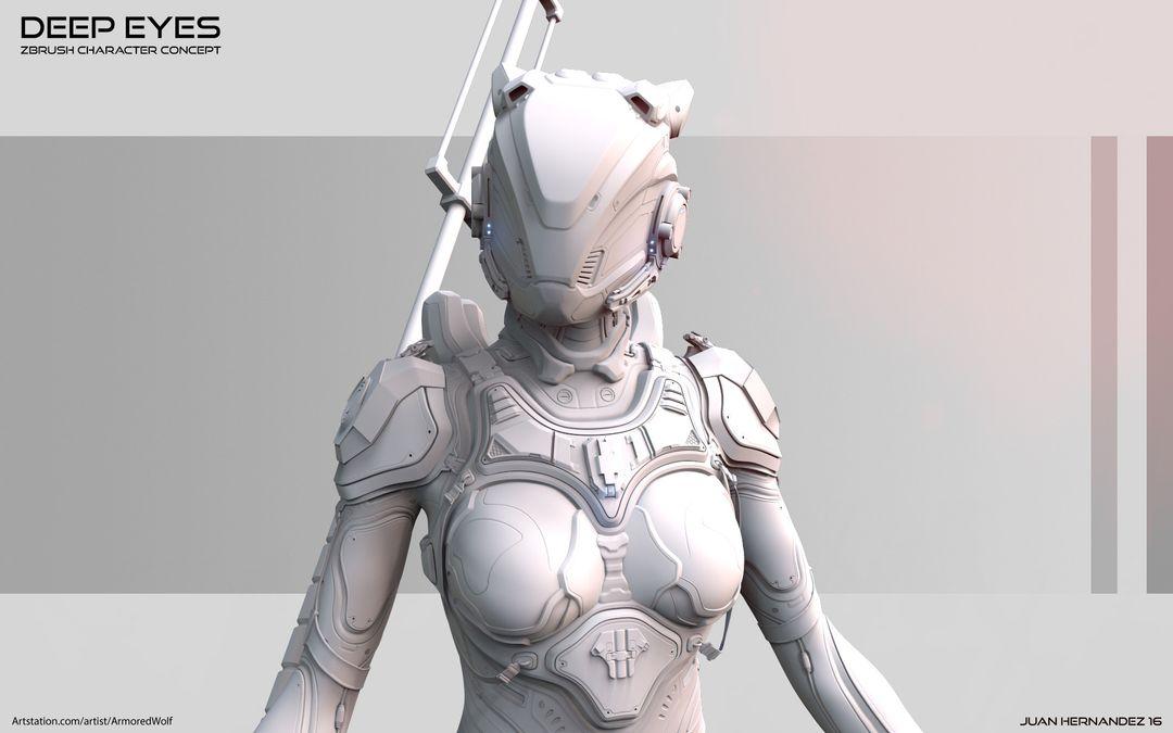 Deep Eyes Character Concept 1 jpg