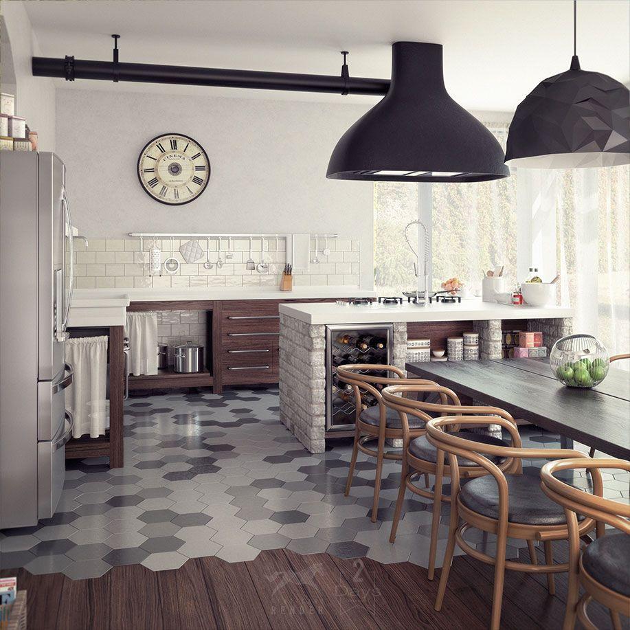 Archviz Moscow Kitchen WEB jpg