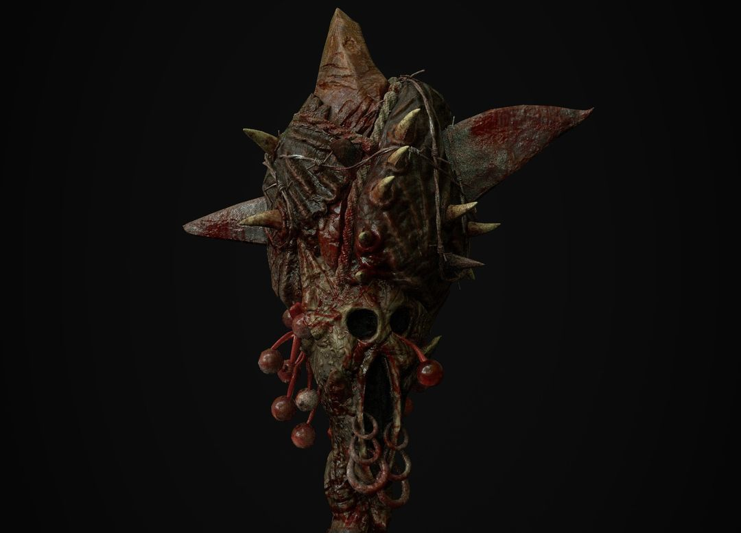 Barbaric Medieval Weapon narendra keshkar weapon jpg