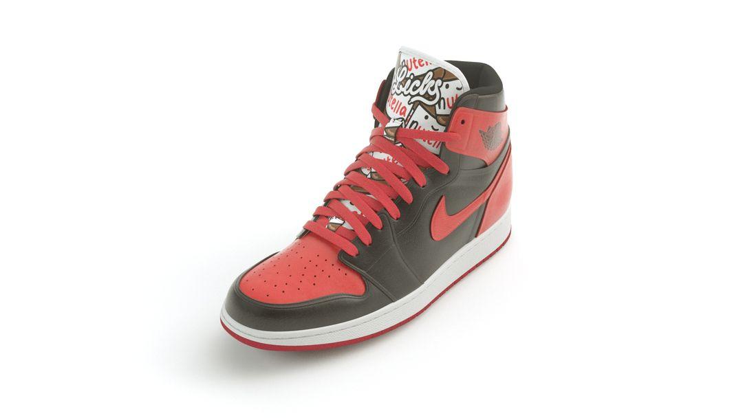 Configurable Footwear lick air jordan 1 jpg