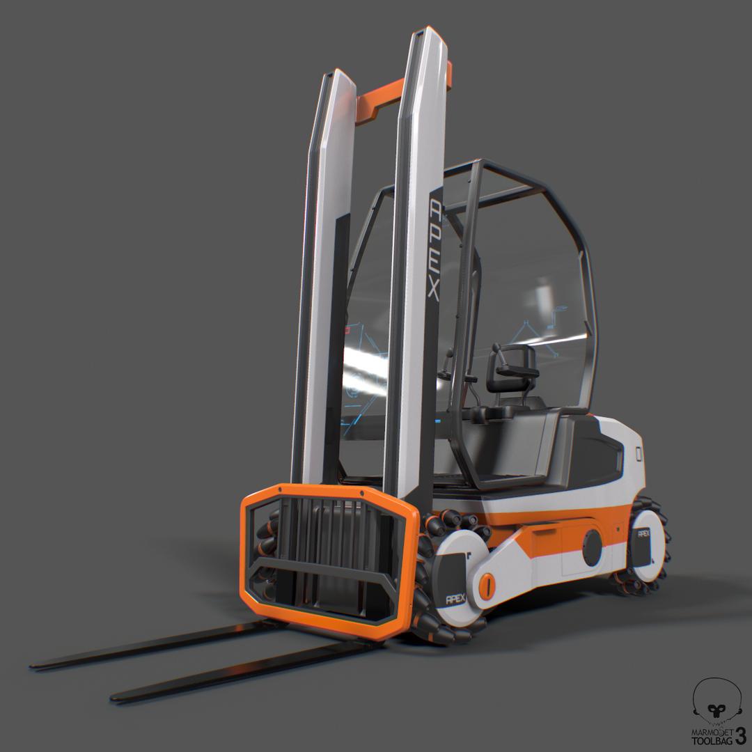 Vehicle 3d modeling screenshot000 4 png