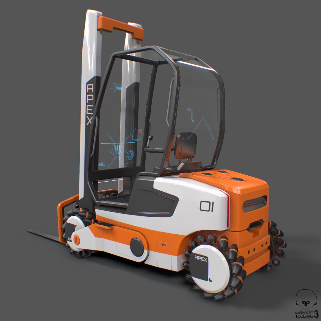 Vehicle 3d modeling screenshot001 2 png