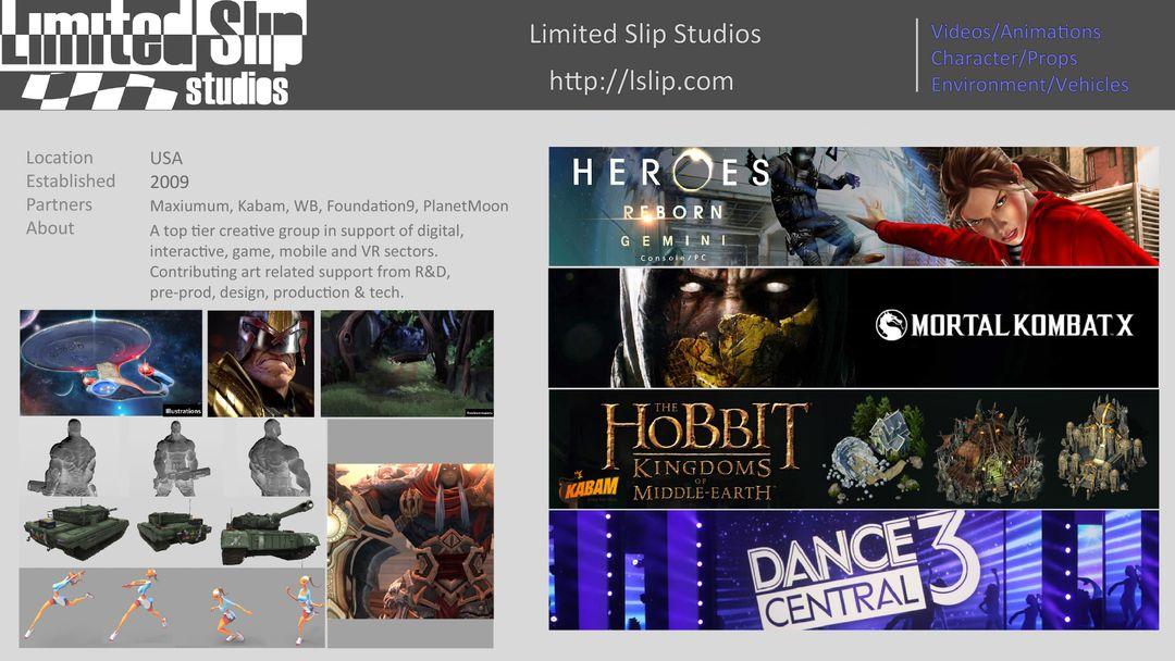 Highlight Reel Limited Slip Studios Deck jpg