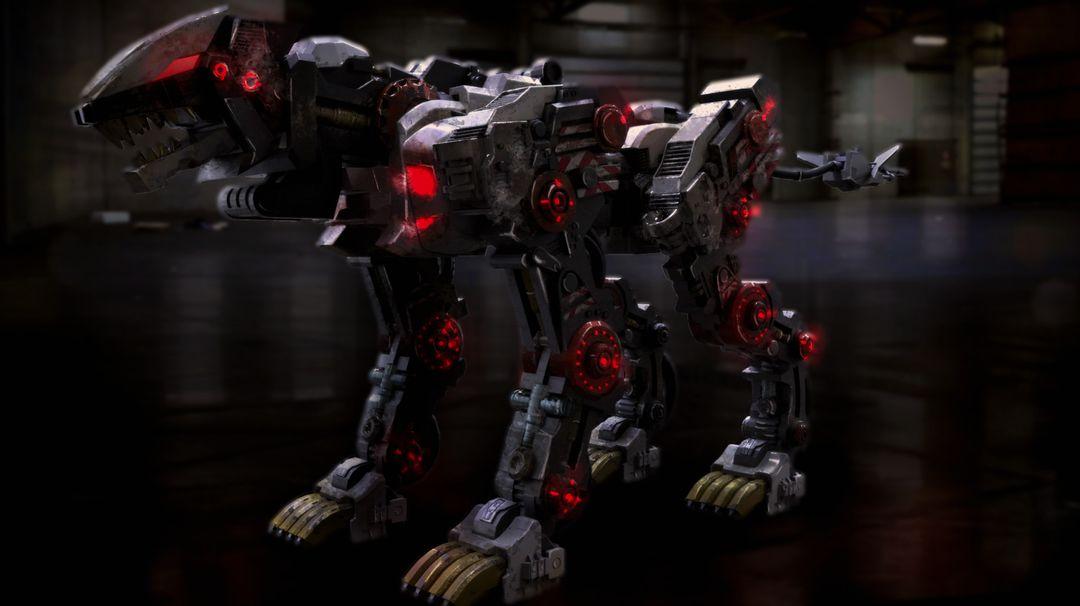Hard Surface Modeling morrissey alexander liger armorless jpg