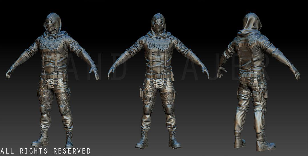 Unreal Engine Game Developer Assassin jpg