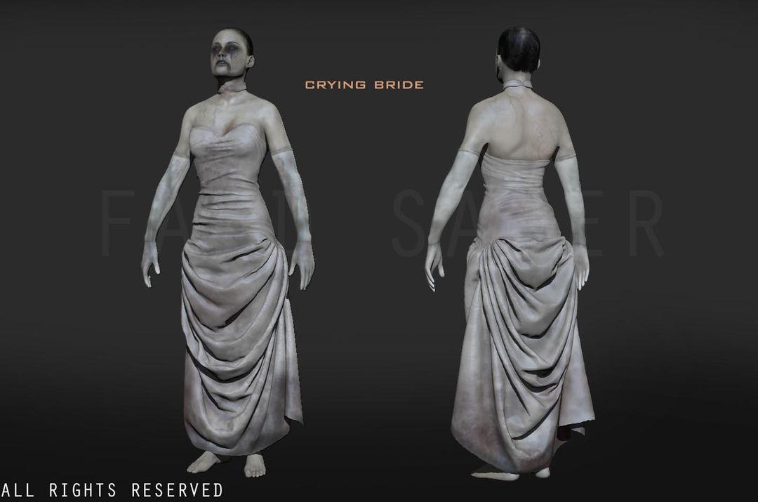 Unreal Engine Game Developer crying bride jpg