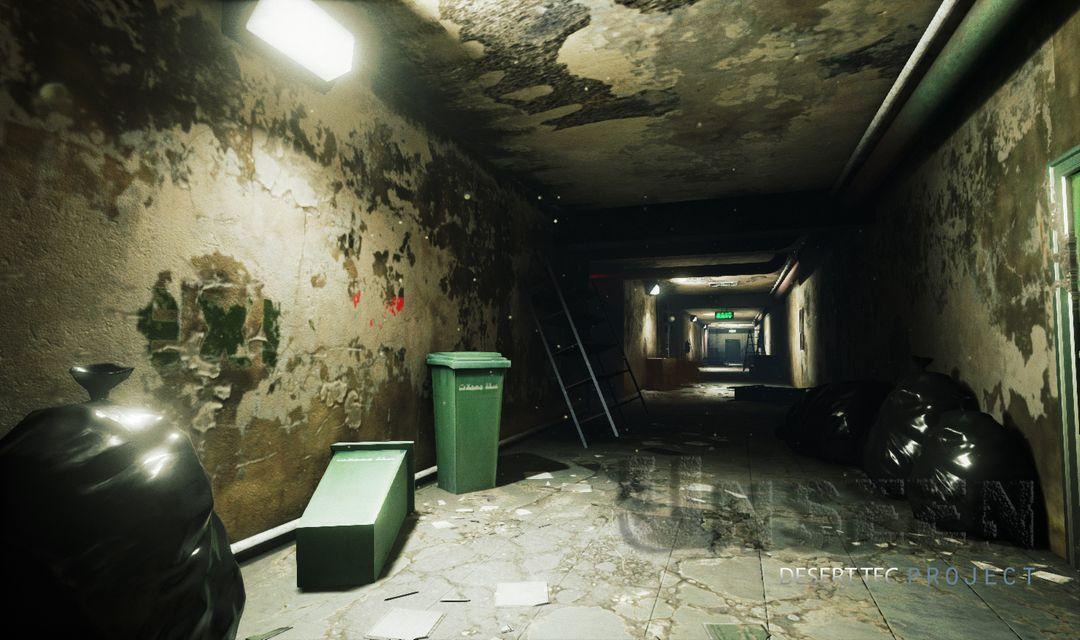 Unreal Engine Game Developer tunel exit jpg