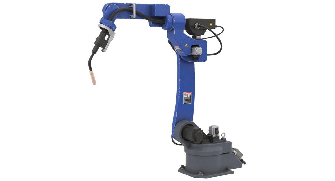 Industrial Robot 2 Textured 2 4 3 jpg