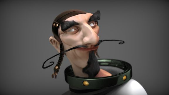 Character 3D Modeling