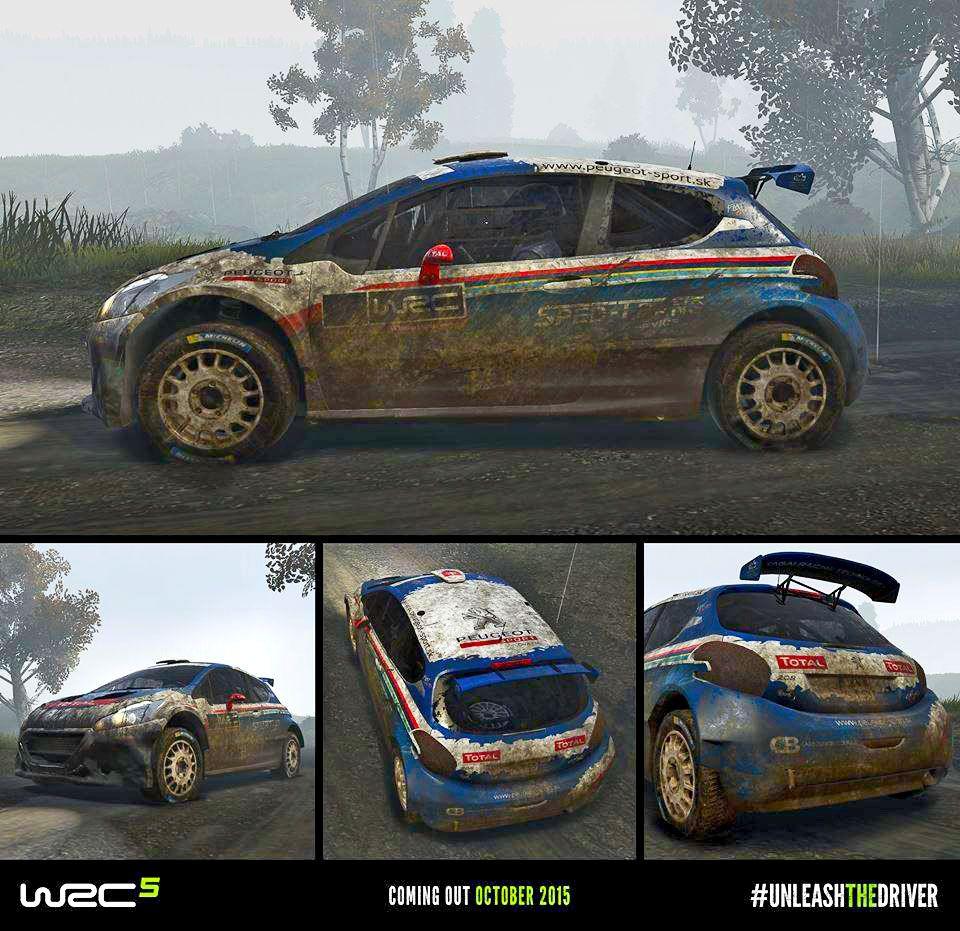 World Rally Championship kylotonn games wrc 5 jpg