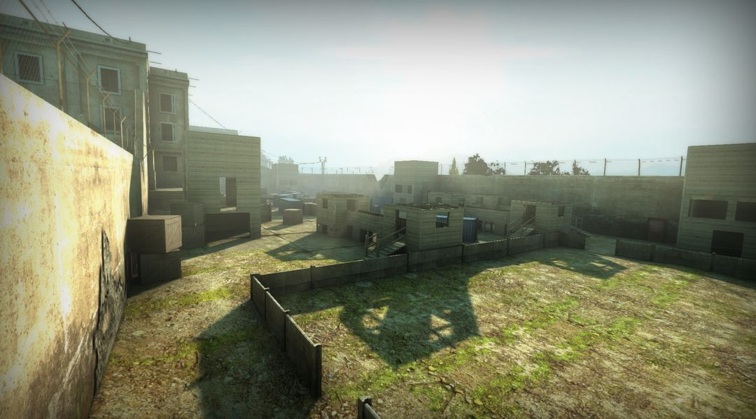 Xfield Paintball 3 mobile game XFP2 Prison Yard 04 jpg