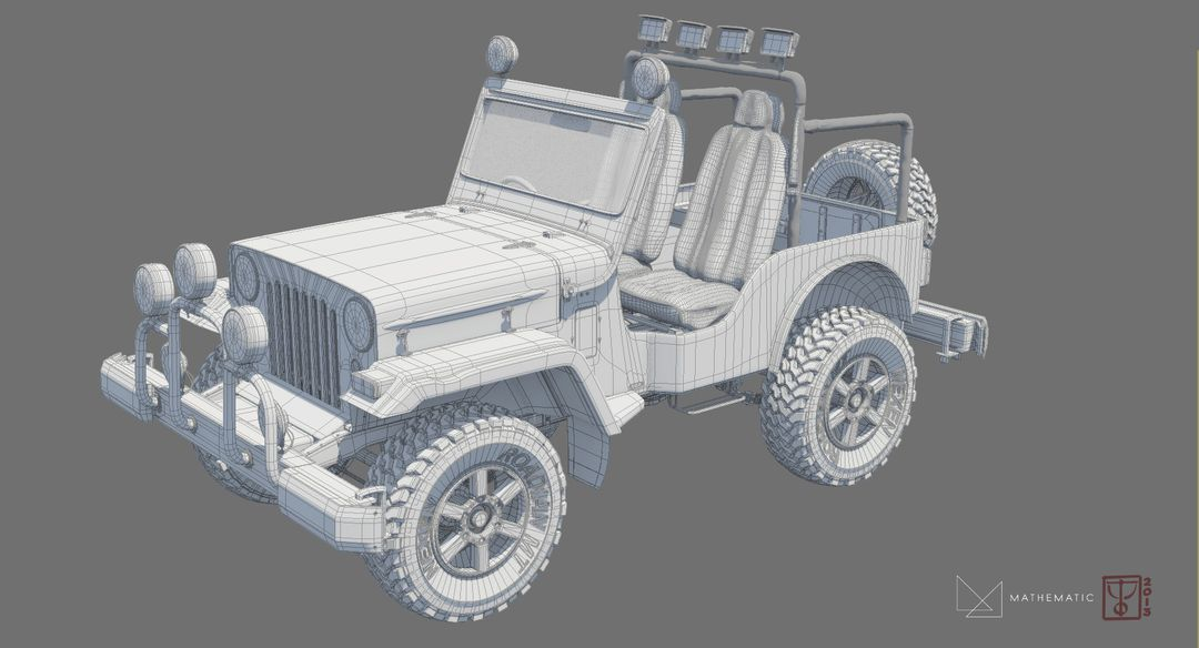 Vehicle modeling Jeep 01 jpg