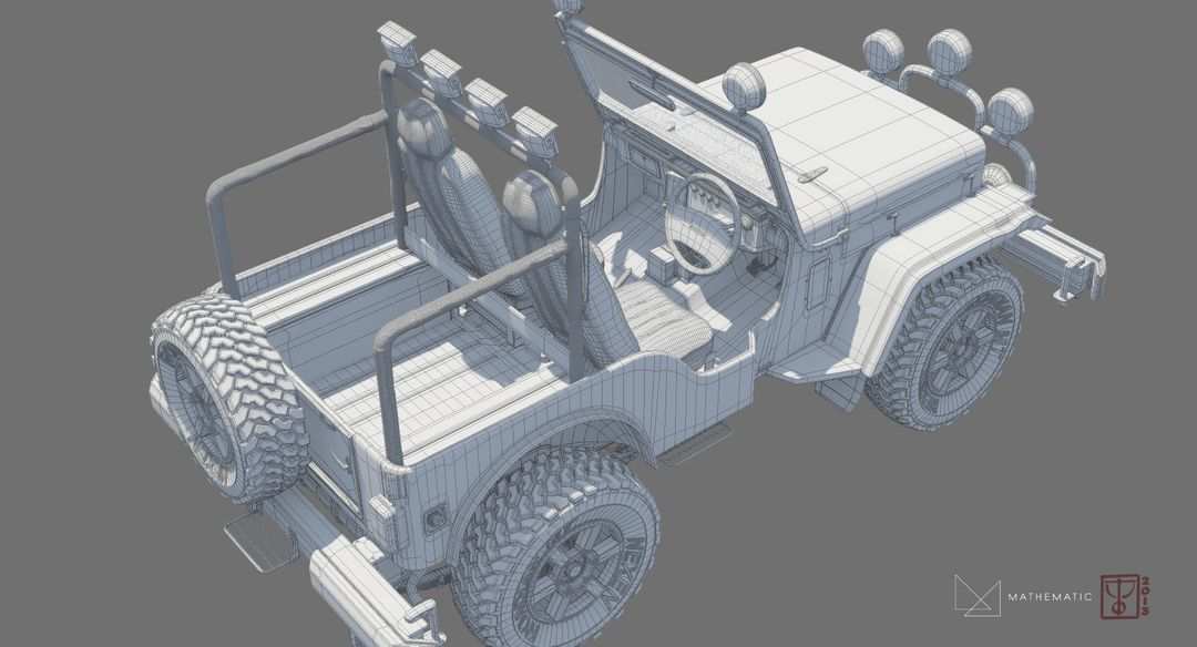 Vehicle modeling Jeep 03 jpg