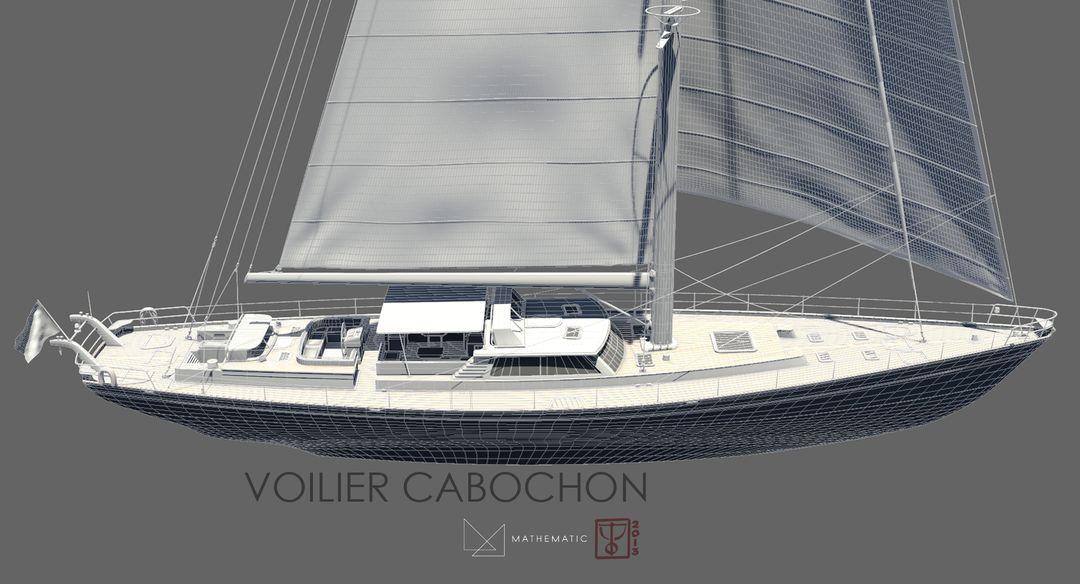 Boat modeling Voilier 00 jpg