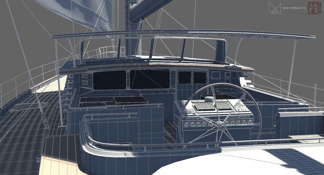 Boat modeling Voilier 04 jpg