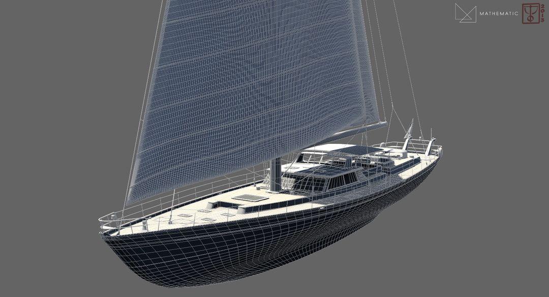 Boat modeling Voilier 06 jpg