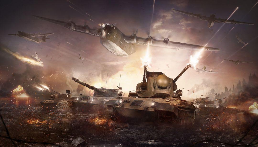 War Thunder Illustrations WarThunder jpg