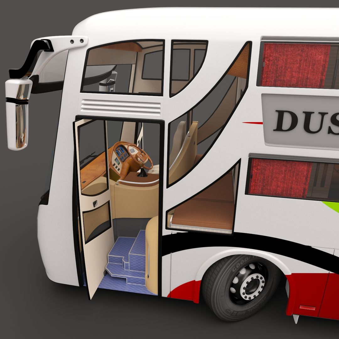 Duster Sleeping Coach Travels Bus Good Night Travels 12 jpg