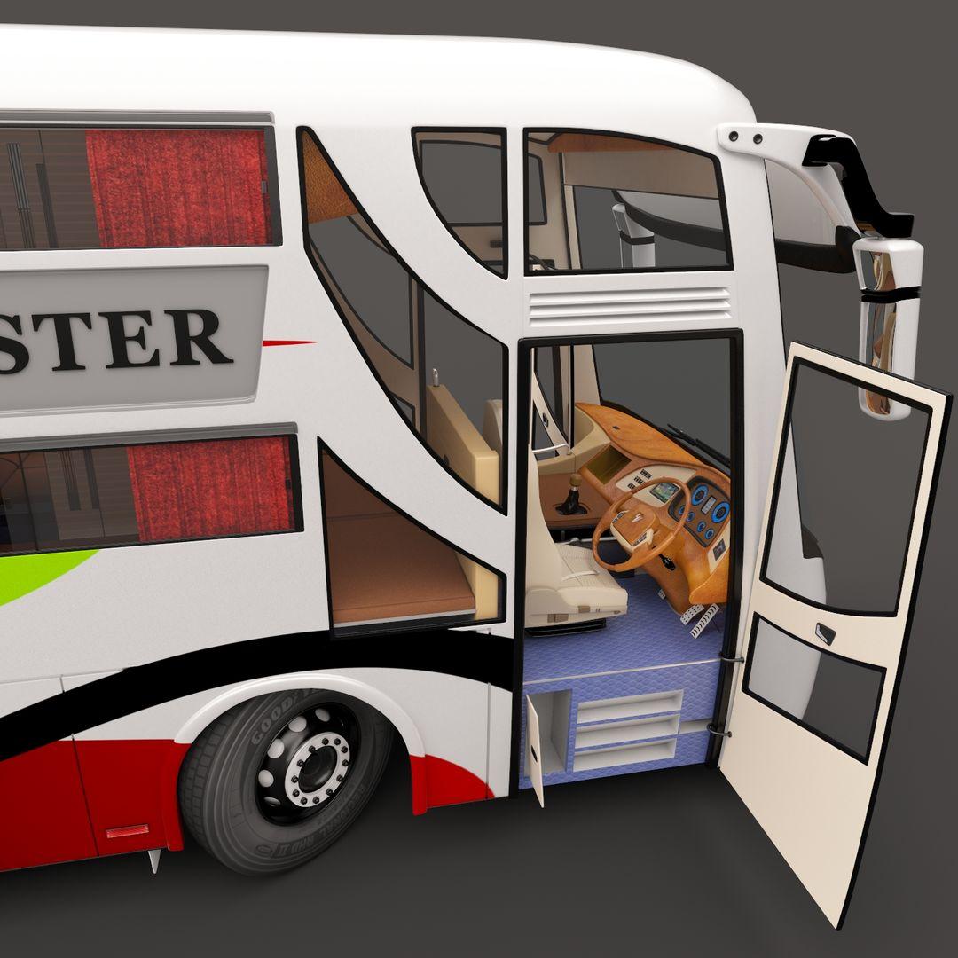 Duster Sleeping Coach Travels Bus Good Night Travels 13 jpg