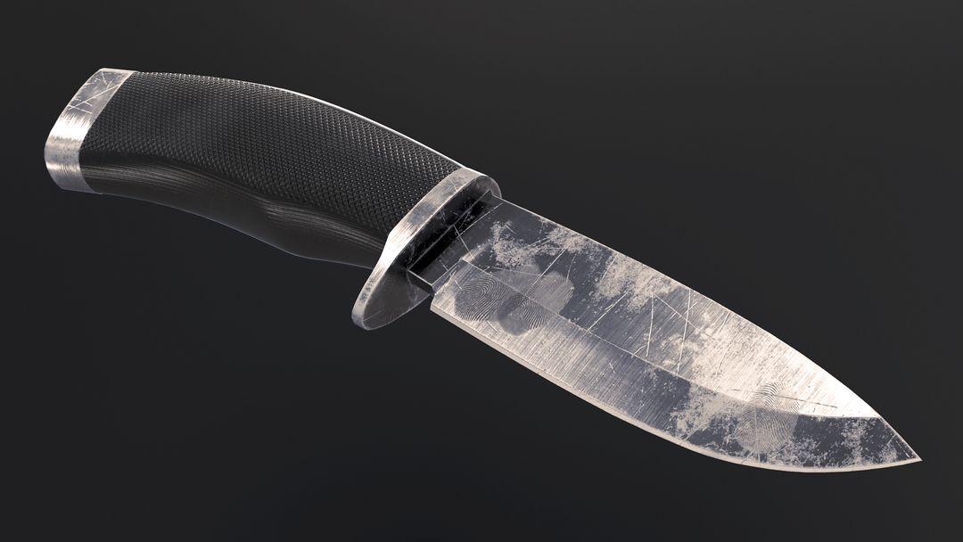 3D Modeling of a Hunting Knife Cam 02 1 jpg