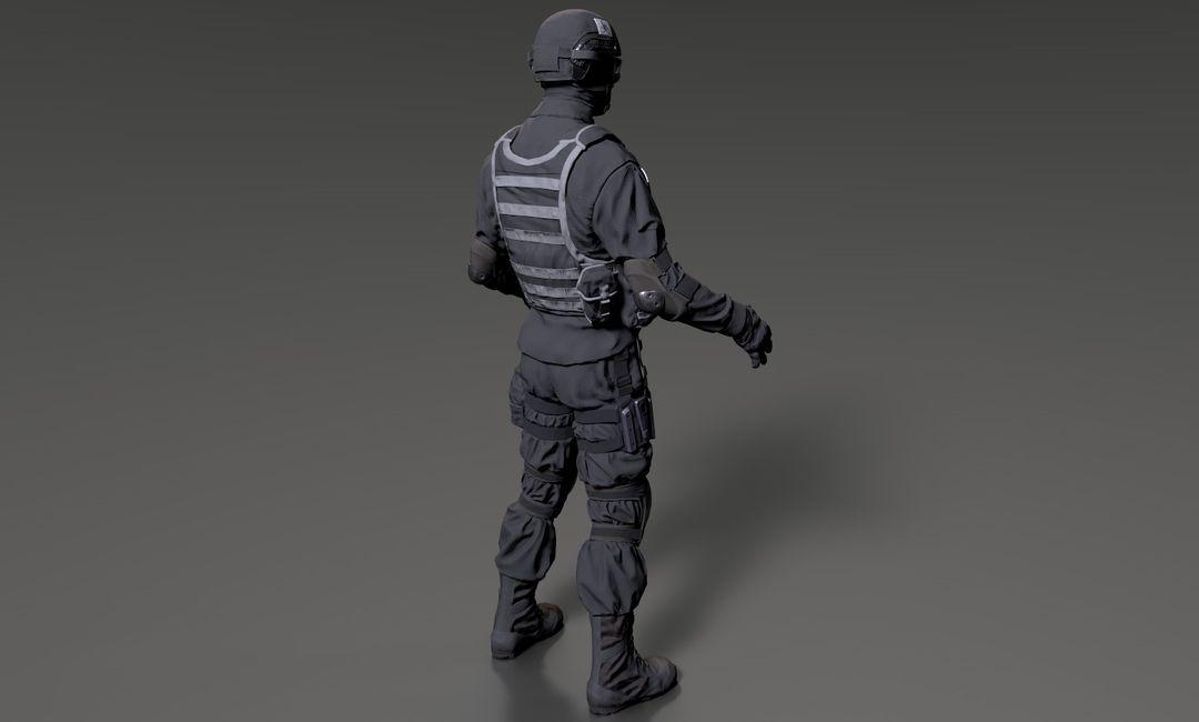 Modern soldier Arxa Sag jpg