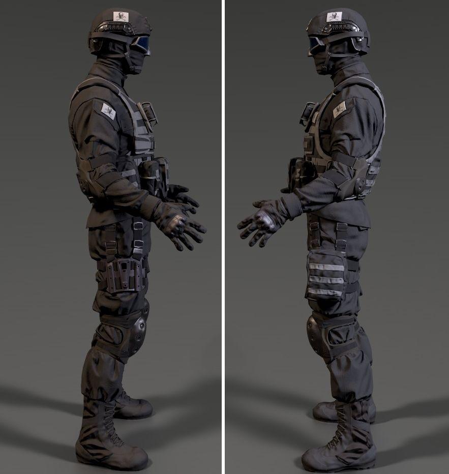 Modern soldier Sag Sol jpg