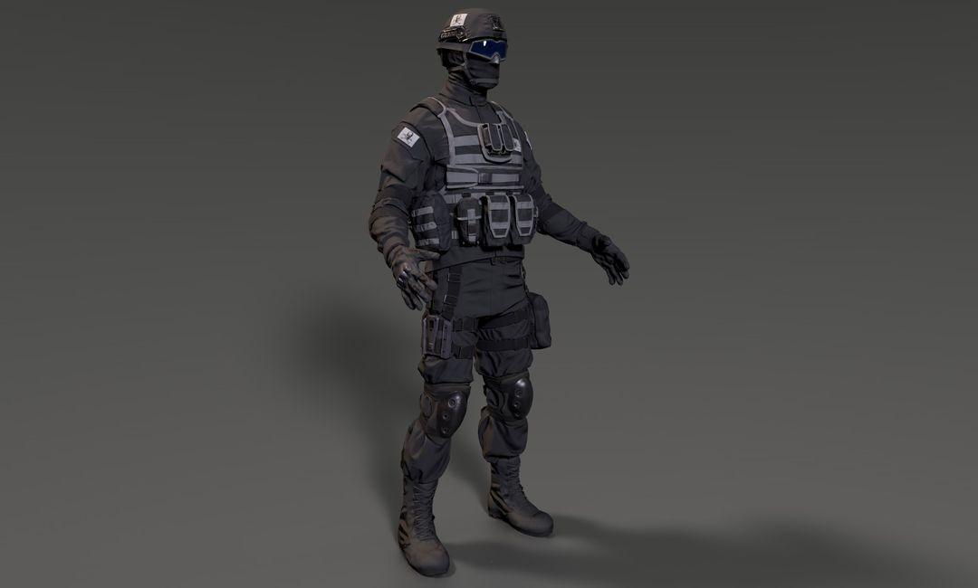 Modern soldier esger on sag jpg