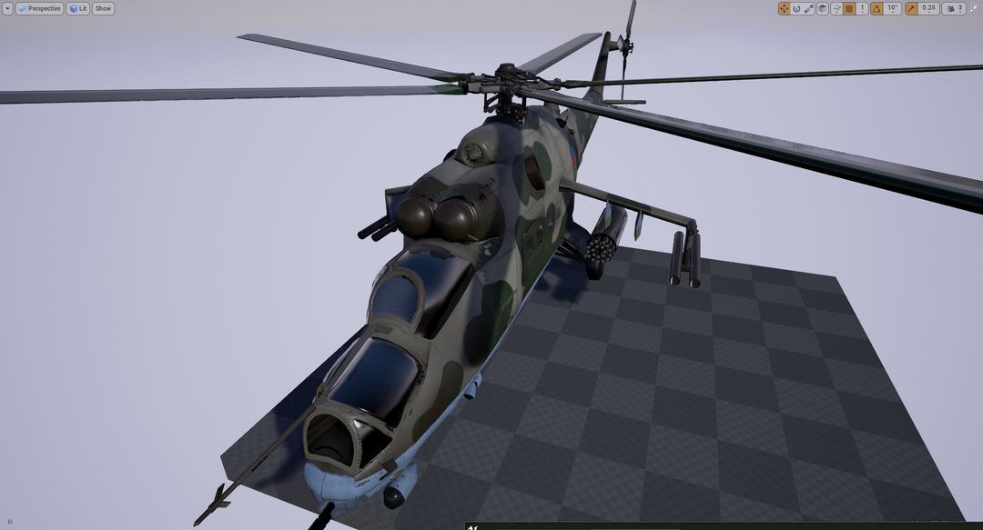 Mi-24 SSR helicopter vertolyot jpg