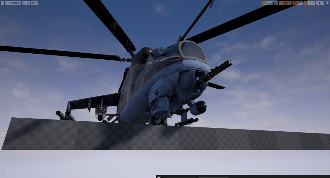 Mi-24 SSR helicopter vertolyot2 jpg