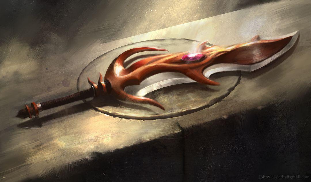 Illustration and concept art work dragons blade jpg