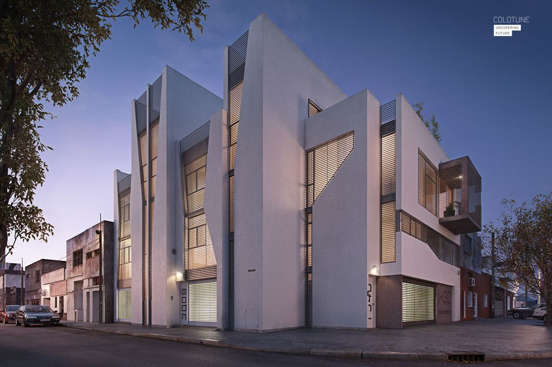 Architectural Visualization House in Rosario jpeg