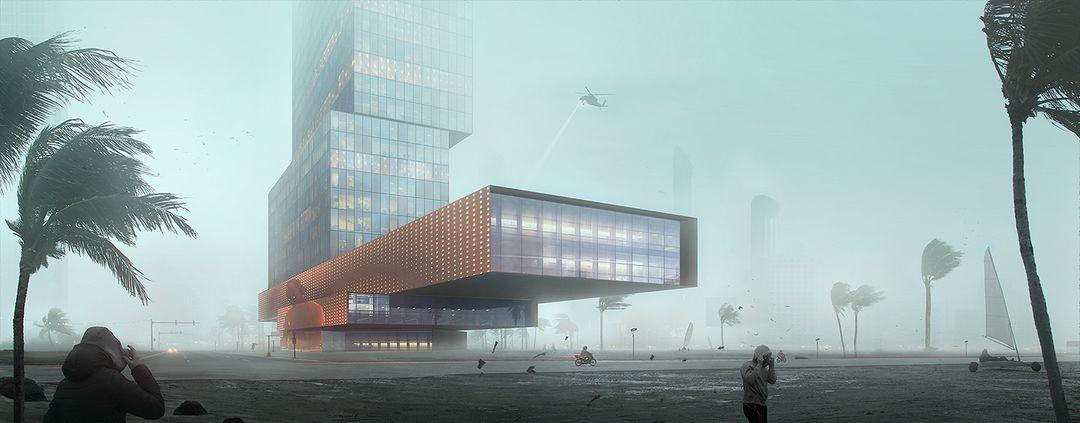 Architectural Visualization colotune 2 jpg