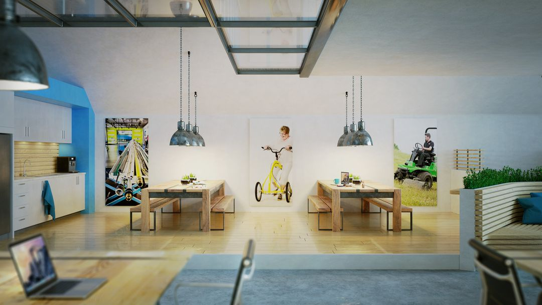 Architecture Visualisation Kitchen Final min jpg