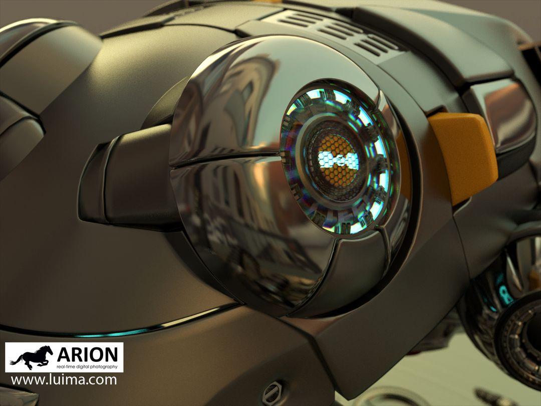 Robots and hardsurface models octo003 jpg