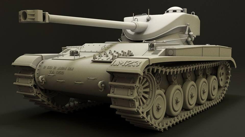 Robots and hardsurface models tank jpg