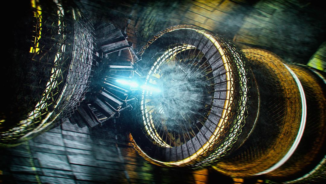 scifi concepts, and space stations, corridors 95 120116 core reactor jpg