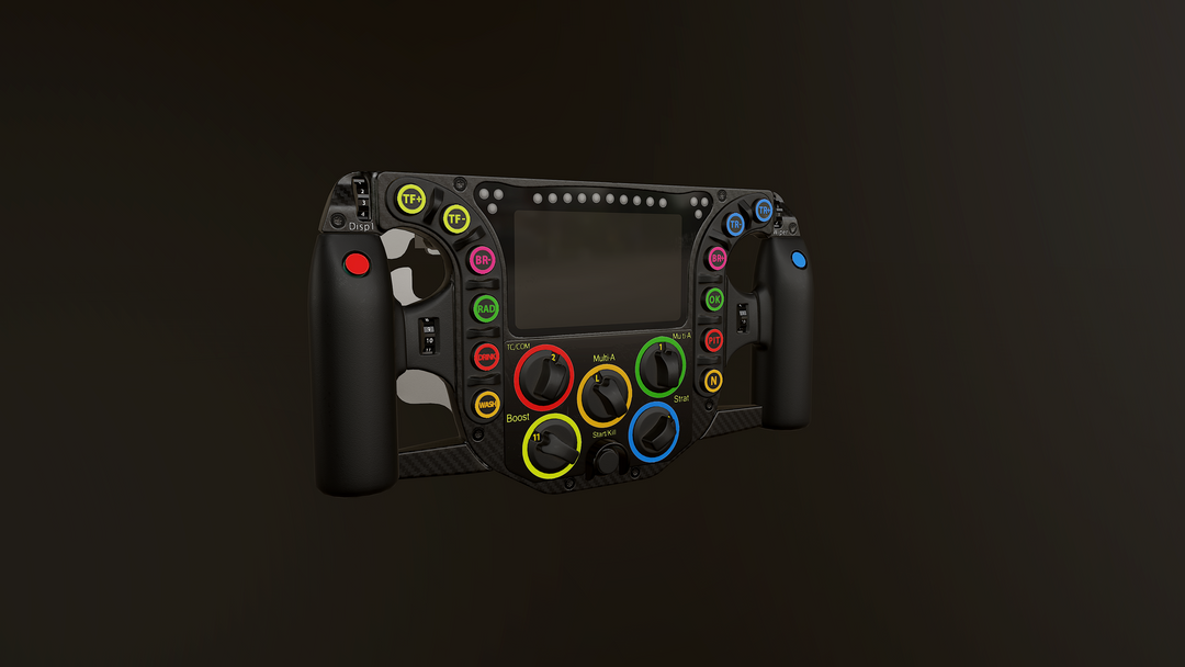 Porsche 919 LMP1 3D model and textures screenshot010 png