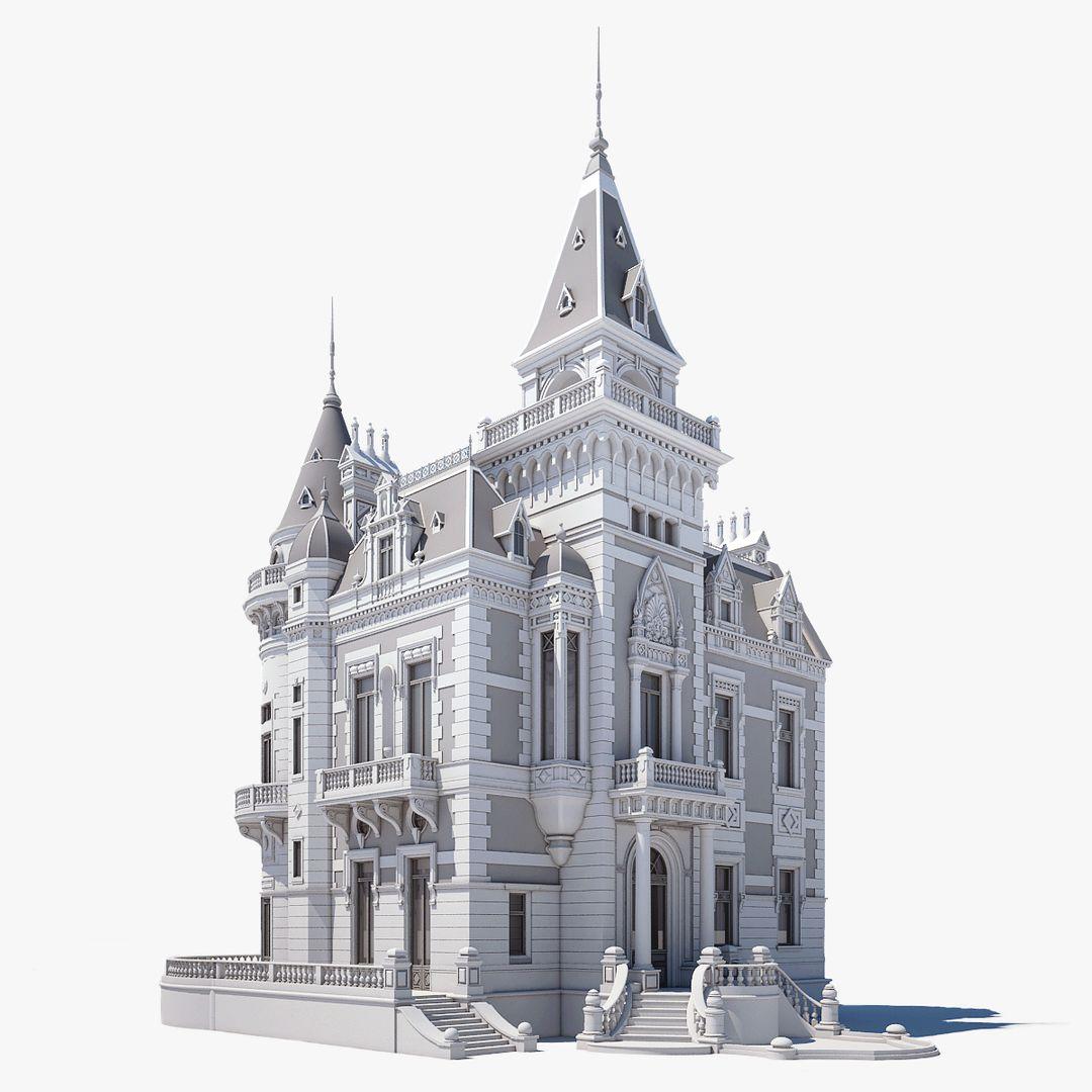 Architectural 3D models om scr 1 sign jpg
