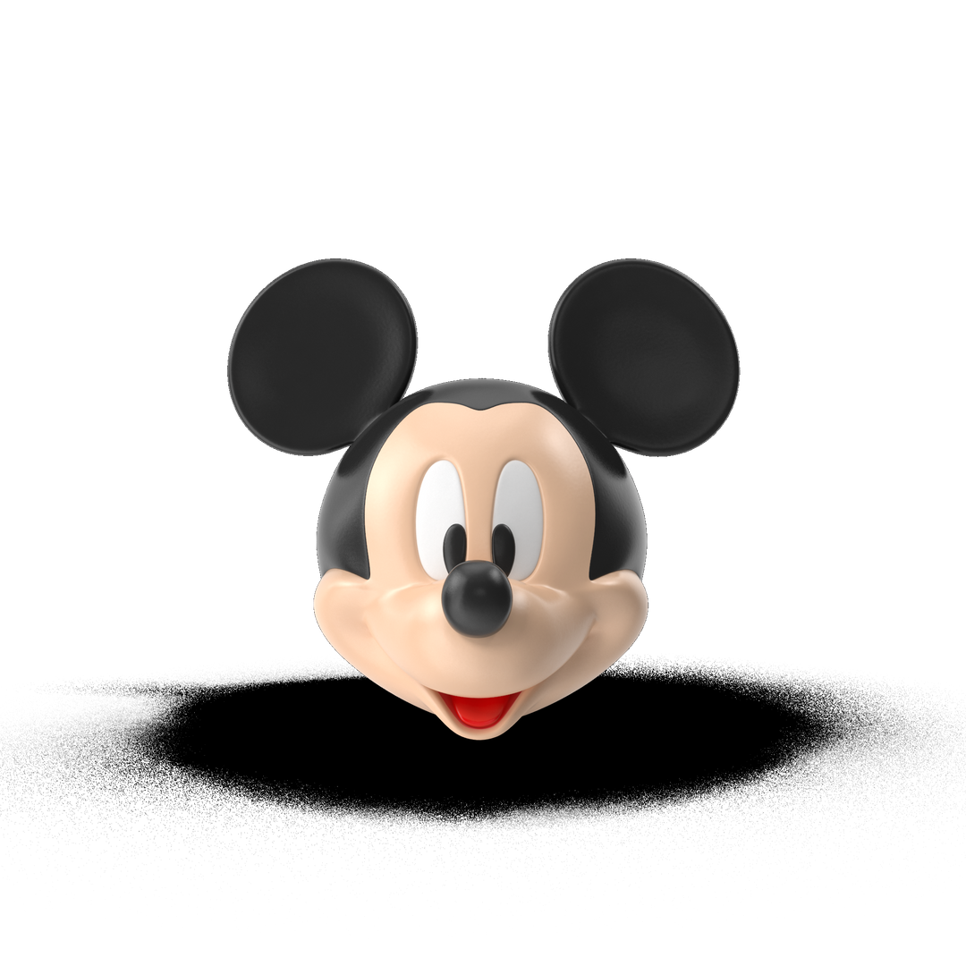 Cartoon and videogame characters Mickey20Mouse20Head I01 2k png