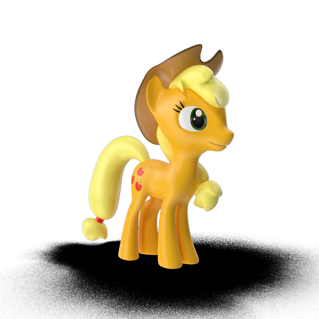 Cartoon and videogame characters My20Little20Pony20Apple I15 2k png