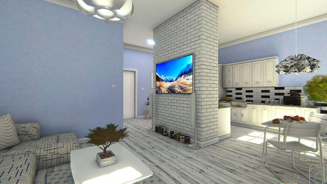 Architectural Showreel VR (Unity + Oculus Rift) Scandinavian Design VR 4 Unity jpg