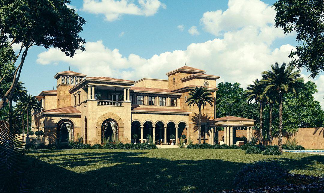 Architectural Visualization exterior final colorc jpg