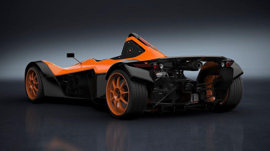 Automotive modeling, 3d bac mono 7 v1 jpg