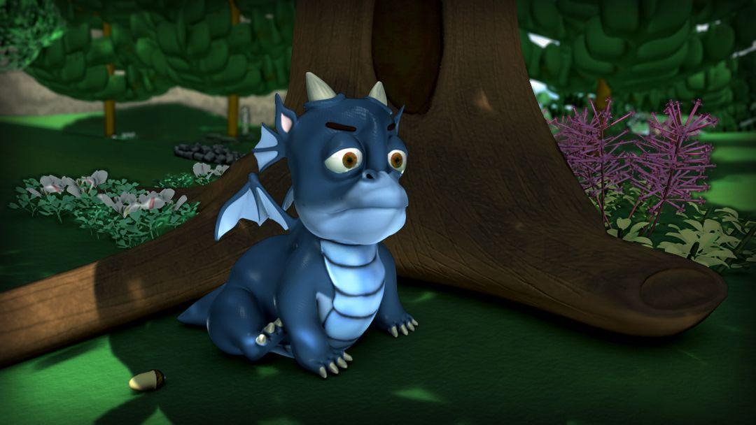 Modelling reel Dragon jpg