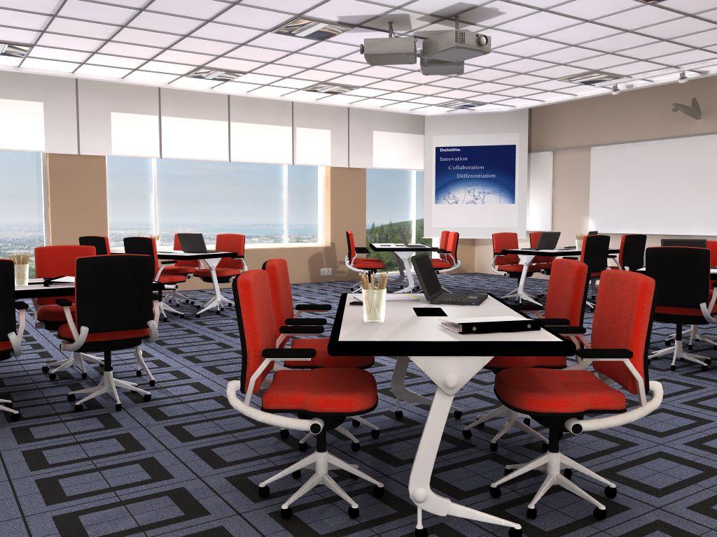 General 3D modelling Classroom Stills 00001 jpg